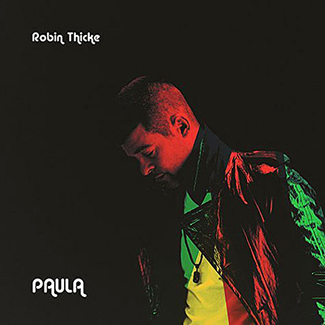 robin thicke album